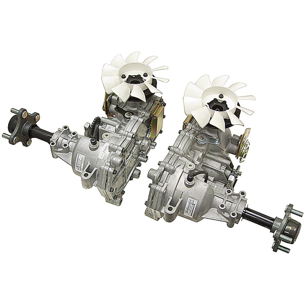 Ztr Lh Rh Hydro Gear Zt 2200 Ezt Transaxle Assy Hydro