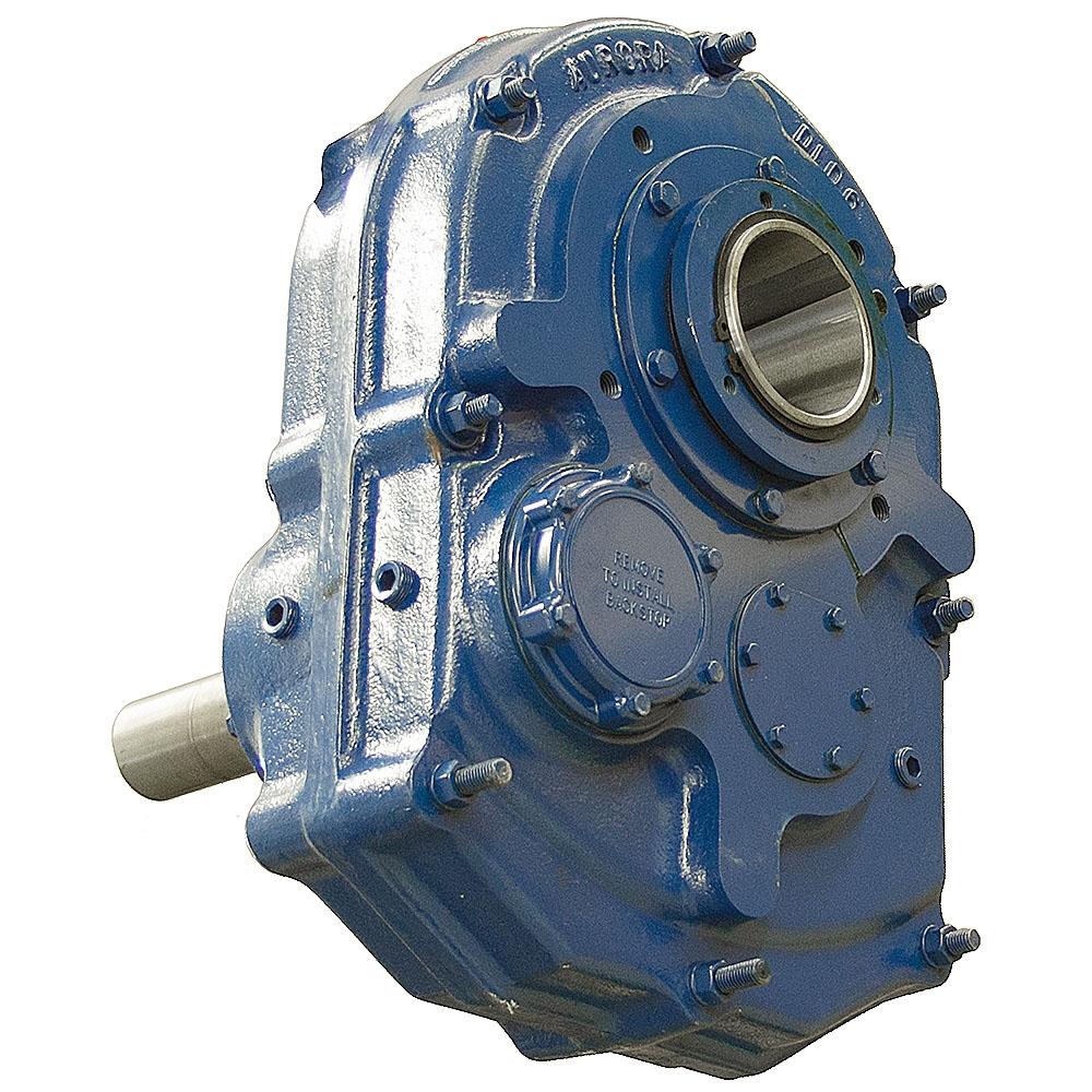 Size aurora shaft mount reducer gear