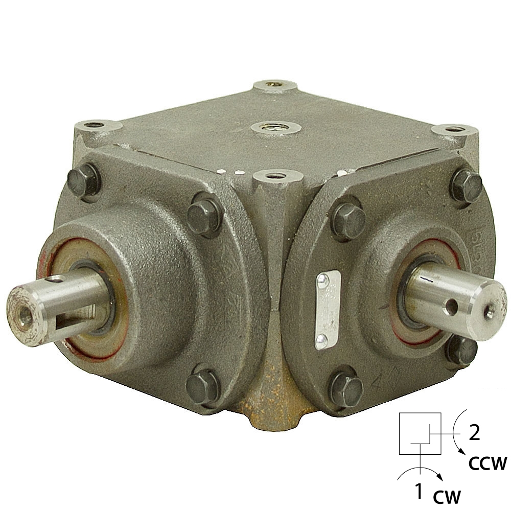 Right Angle Transmission : Surplus center