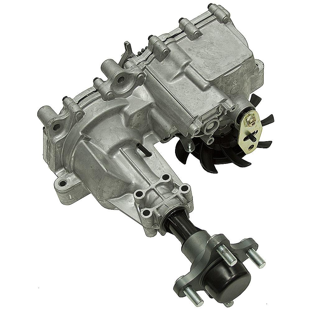 Hydrogear ZC-DUBB-3DRA-2PPX Left Hydrostatic ZTR Transaxle