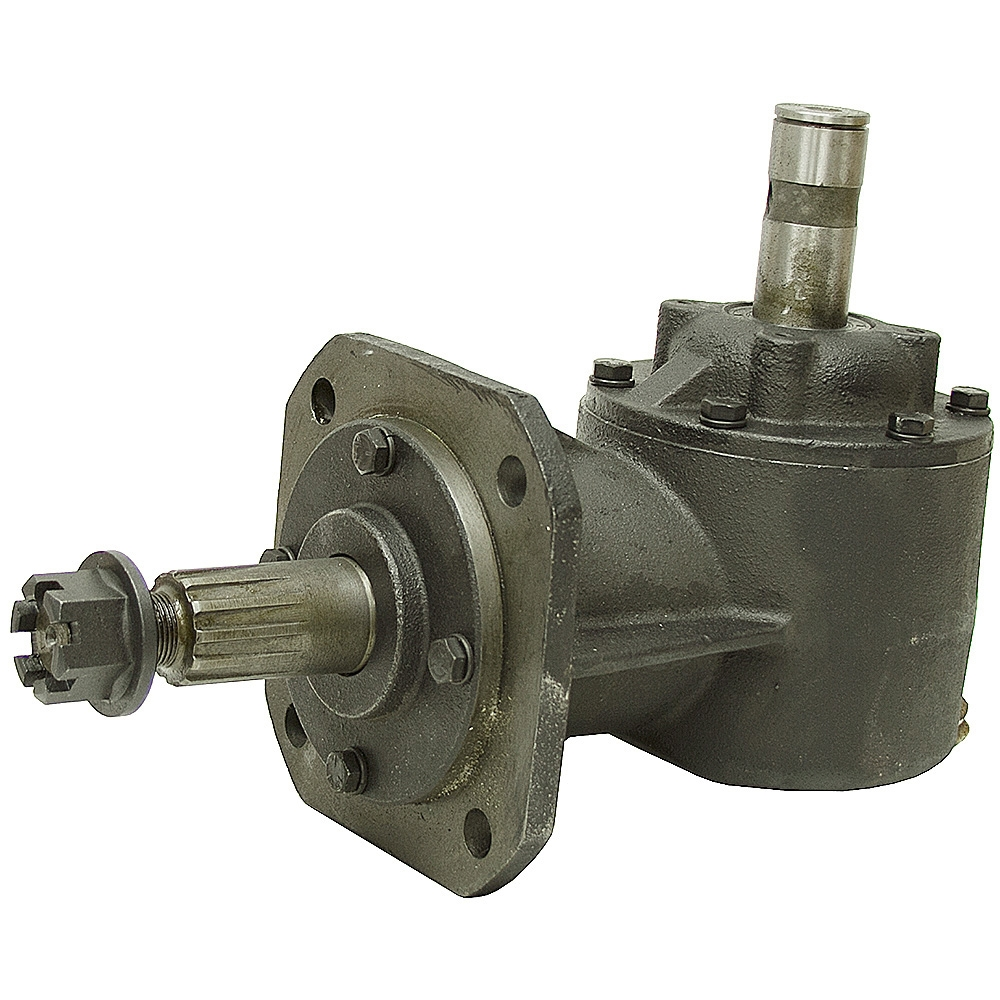 40 HP Omni Gear RC-30 Rotary Cutter Gearbox 1:1 46 Ratio Model 250001