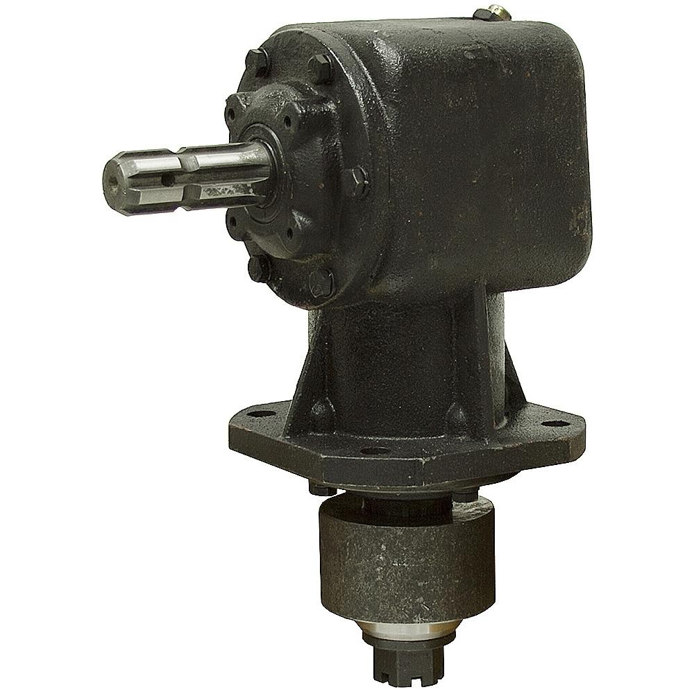 Omni Gear RC-51 250888 Rotary Cutter Gearbox 21 Spline1:1.47 FREE SHIPPING