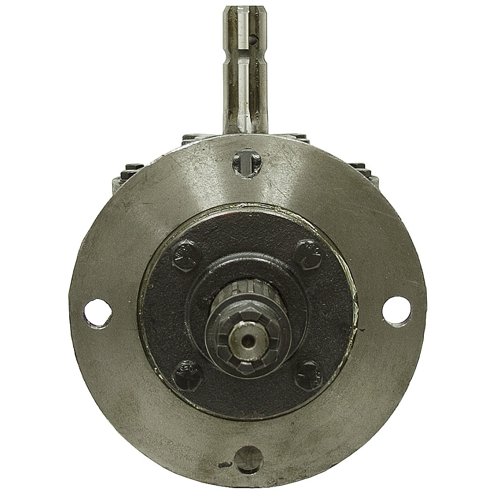72 Hp Omni Gear RC-61 Rotary Cutter Gearbox 1:1 46 Ratio Model 250372