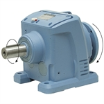 10.91:1 Size 77 7.5 HP Inline Gear Reducer