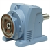 23.31:1 Size 77 3 HP Inline Gear Reducer - Alternate 1