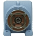 23.31:1 Size 77 3 HP Inline Gear Reducer - Alternate 2
