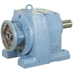 10.44:1 Size 107 50 HP Inline Gear Reducer - Alternate 1