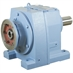 117.25:1 Size 137 15 HP Inline Gear Reducer - Alternate 1