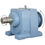 19.99:1 Size 147 75 HP Inline Gear Reducer