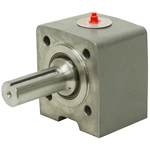 "Zero-Max 410 Model Overhung Load Adapter  for 1 Keyed Shaft Input 3.25"" bolt circle 4 bolt  mount"