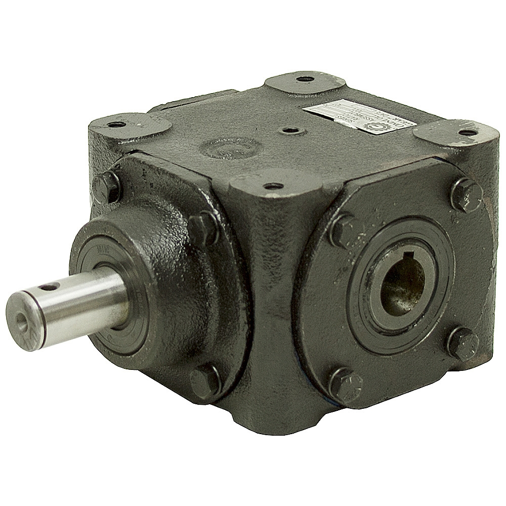 Hydraulic Drive Gearboxes : Omni gear lr speed reducer gearboxes