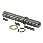 Single Output Shaft For Size 40 WWE Aluminum Reducer