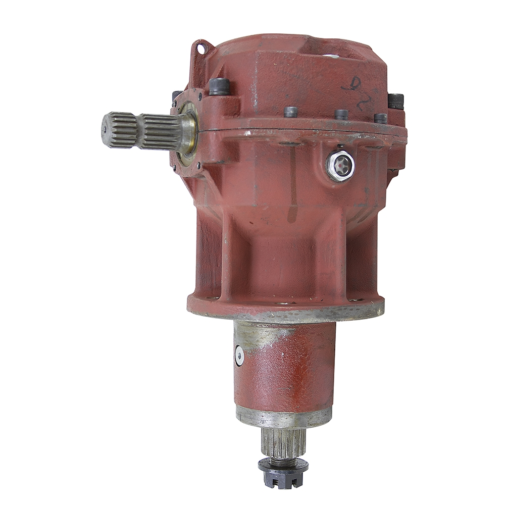 170 HP Omni Gear RC-145L Rotary Cutter Gearbox 1:1 Ratio Model 251241