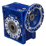 80:1 1 HP Aluminum Right Angle Gear Reducer
