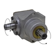 10 HP 1:1 RA 3600 RPM Opposite Rotation In/Out Peerless 1000-015 Gearbox