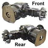 Comer Industries 890411/890412 Articulated Steering Front/Rear Axle Assemblies