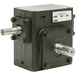 50:1 RA Gear Reducer 0.50 HP Right Output