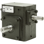 60:1 RA Gear Reducer 0.38 HP Left Output