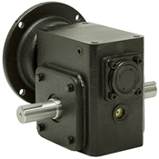 10:1 RA Gear Reducer 2.77 HP 56C Dual Output