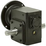 20:1 RA Gear Reducer 1.57 HP 56C Dual Output