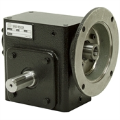 60:1 RA Gear Reducer 0.60 HP 56C Left Output WWE HDRF-206-60-L-56C