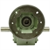 10:1 RA Gear Reducer 3.4 HP 182TC Dual Output - Alternate 1