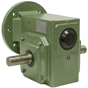 10:1 RA Gear Reducer 3.4 HP 182TC Dual Output