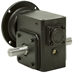 15:1 RA Gear Reducer 3.22 HP 56C Dual Output