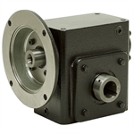 20:1 RA Gear Reducer 2.67 HP 145TC Hollow Output