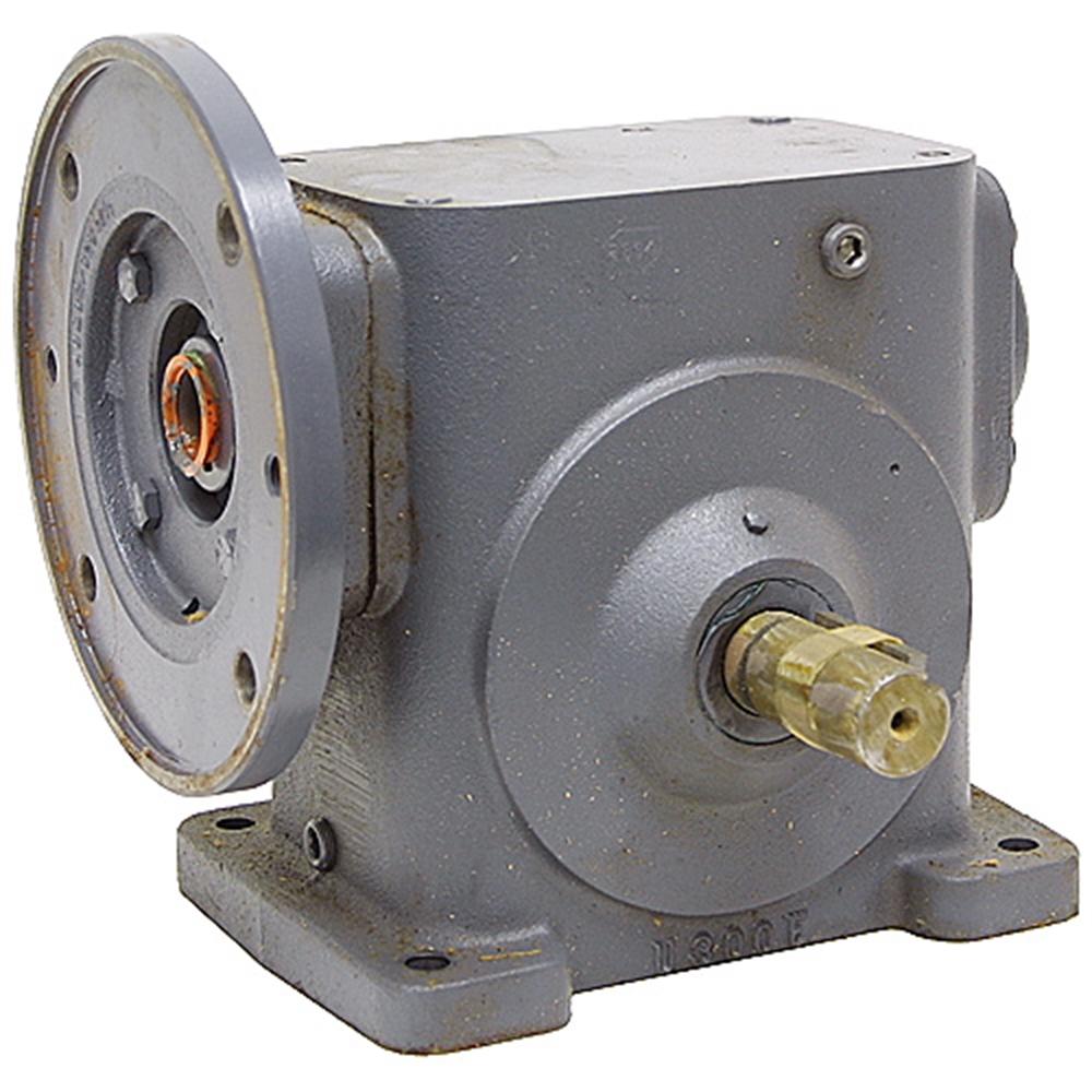 10 1 Gear Reducer Hp 180tc Cast Iron C Face Motor