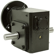 10:1 RA Gear Reducer 7.19 HP 184TC Dual Output