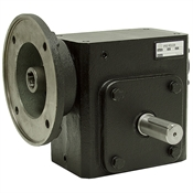 10:1 RA Gear Reducer 7.19 HP 184TC Right Output