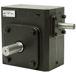 15:1 RA Gear Reducer 5.45 HP Left Output
