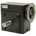 40:1 RA Gear Reducer 3.35 HP 145TC Left Output WWE HDRF-325-40-L-145TC