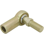 3/8-24 ROD END W/STUD FEMALE LEFT HAND