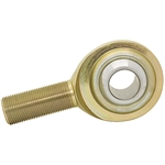 1/4-28 Rod End Male Left Hand