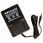 115 Volt AC:12 Volt DC Plug-In Power Supply 1.7 Amps