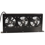 120 Volt AC Triple Fan Assembly Comair-Rotron MB-100