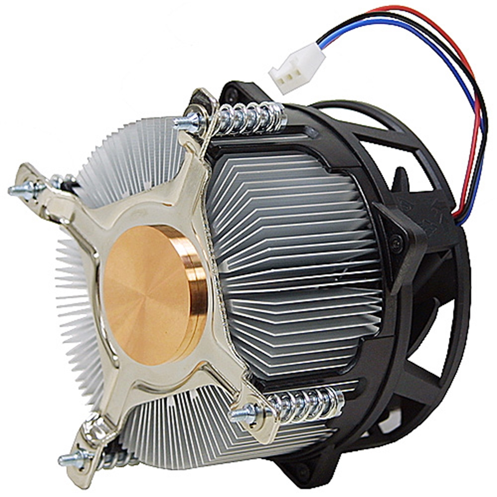 12 Volt Dc Fan W  Heatsink