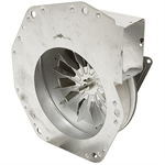 12 Volt DC Draft Induction Blower