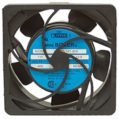 34 CFM 120 Volt AC Fan Mini Boxer 3610PS-12T-B30
