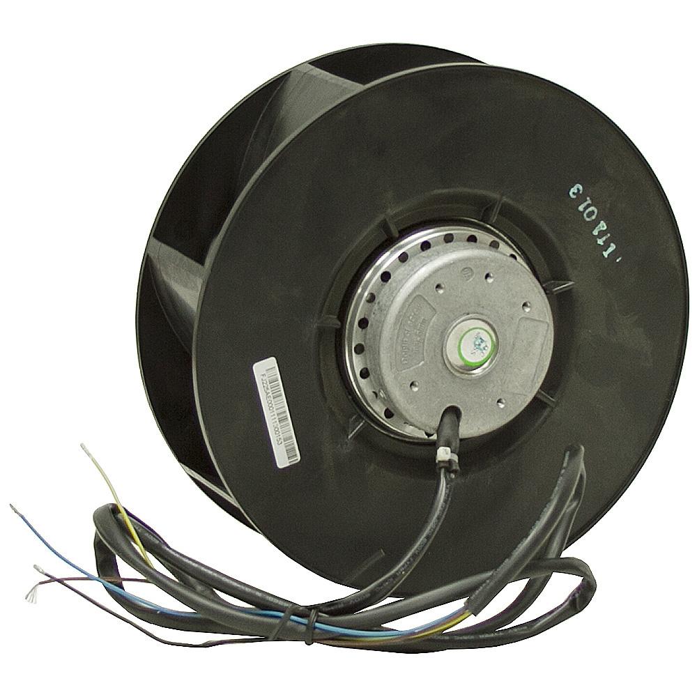 Centrifugal Fan Impellers : Cfm vac fj reverse curve impeller blower ac