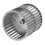 "6-3/8"" x 5-5/8"" Double Blower Wheel"