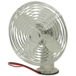 12 VDC 2 SPEED DASH CAB FAN KDF12