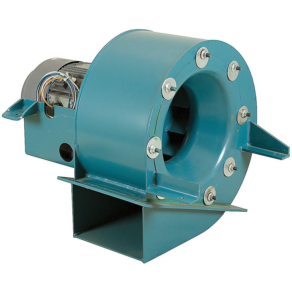 Centrifugal Fans And Blowers : Cfm hp ph blower ac centrifugal blowers