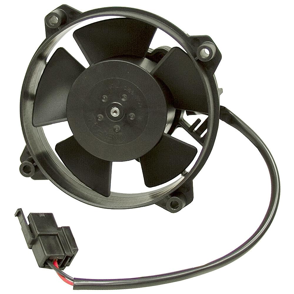 112 Cfm 12 Volt Dc Spal 4 U0026quot  Fan Va32