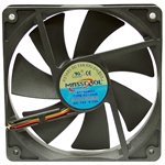 52 CFM 12 VDC FAN 3 WATTS