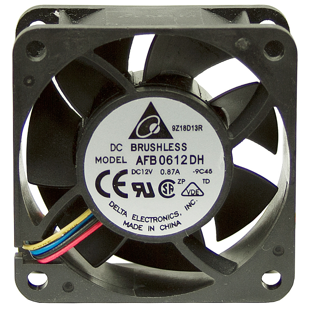 50 Cfm 12 Volt Dc Fan 10 4 Watts