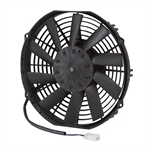 "729 CFM Low Profile 11"" Diameter 12 Volt DC GC Puller Fan"