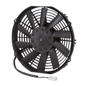 "840 CFM Low Profile 13"" Diameter 12 Volt DC GC Pusher Fan"